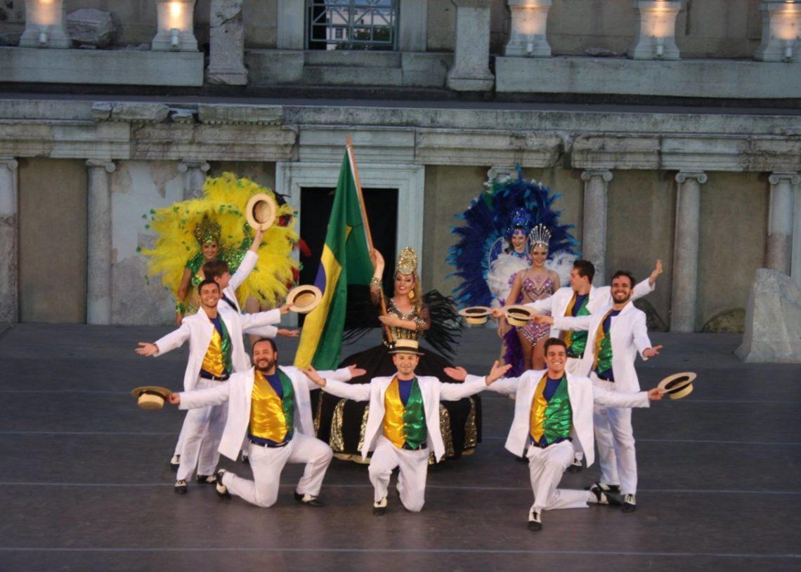 Balé Folclórico Origens