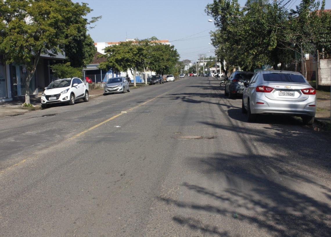 Rua Genuíno Sampaio, entre Padre Réus e RS-239 é uma das vias que fazem parte do pacote