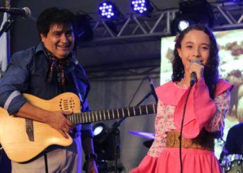 Grandes nomes da música tradicionalista como Luiza Barbosa, que tem brilhado no The Voice Kids 2019 Foto: Taylor Abreu
