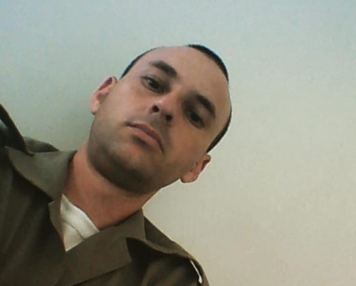 Soldado da BM Sidinei Batista