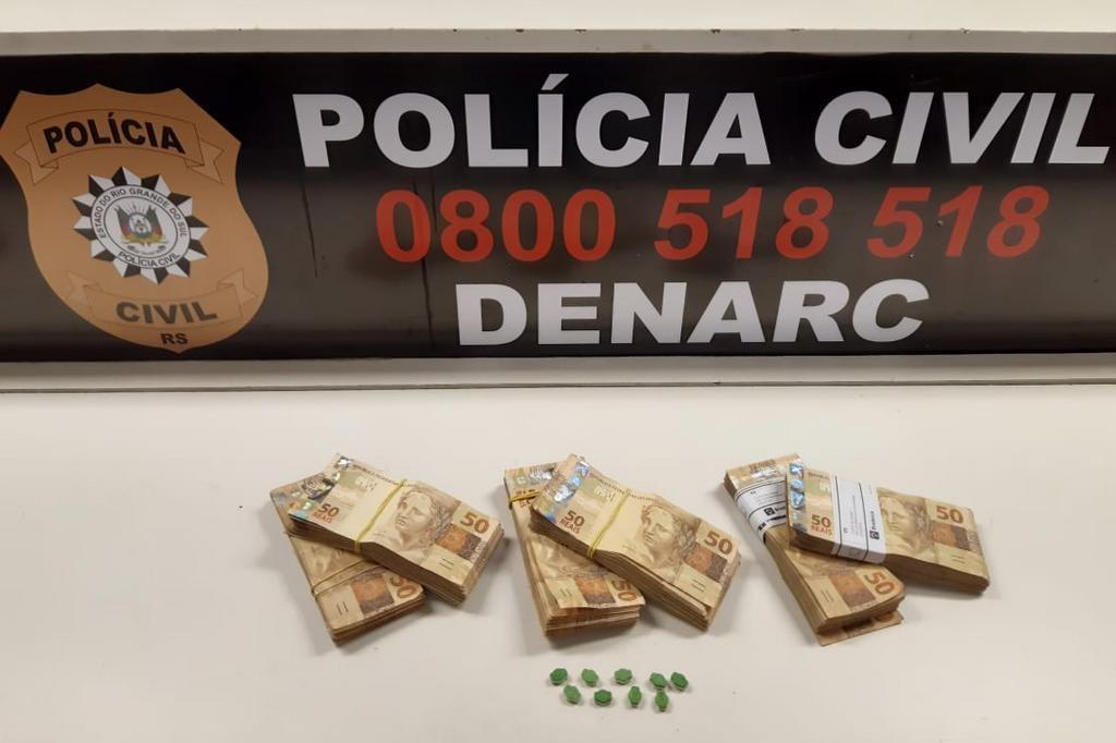 Foto: Polícia Civil.