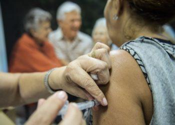 Vacinas ainda estão disponíveis para os grupos de risco Foto: Divulgação