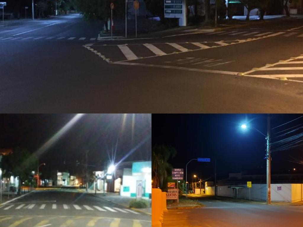 Noite de sábado em Sapiranga, Campo Bom e Nova Hartz