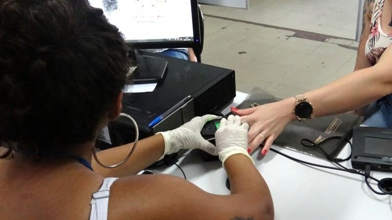 Na capital, serviços foram concentrados no Departamento de Identificação, no bairro Azenha - Foto: Divulgação / IGP.