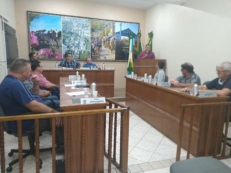 Vereadores aprovam abertura de crédito -Foto: Arquivo/JR.