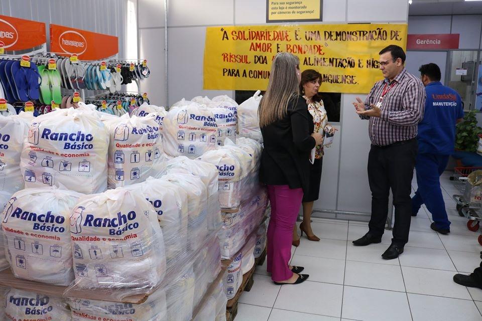 Todos contra o coronavírus - Foto: Divulgação/PMS.