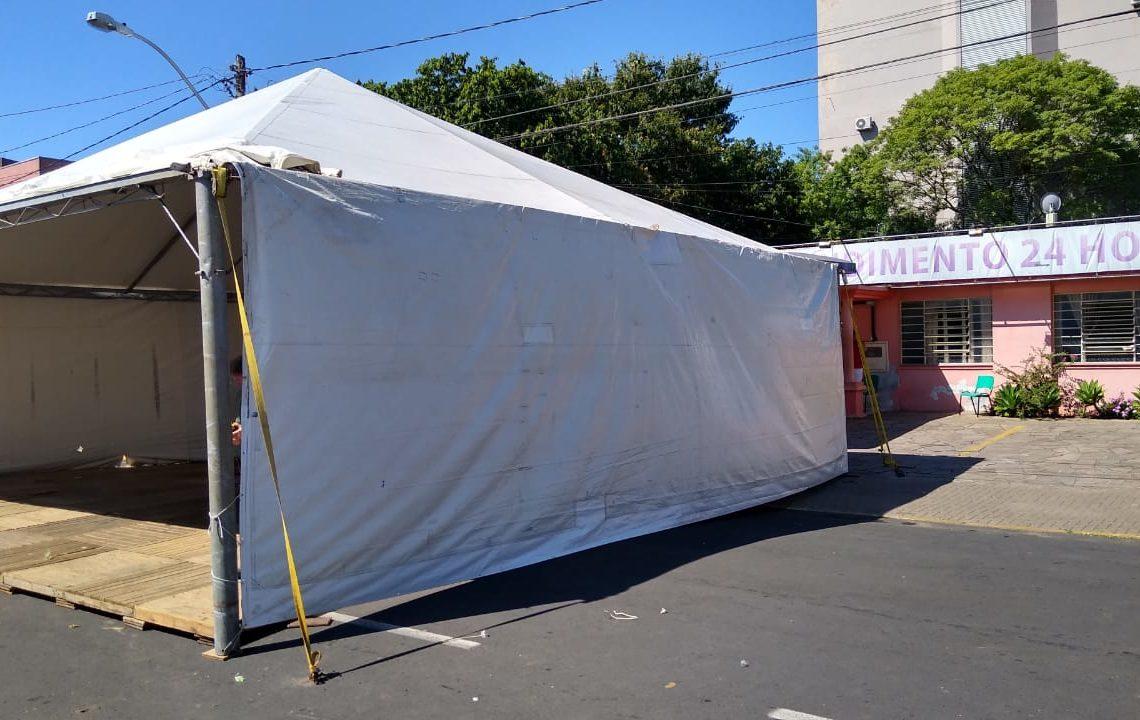 Pronto Atendimento está localizado na rua Rodolfo Dick, 107, no Centro - Foto: Prefeitura de Campo Bom.