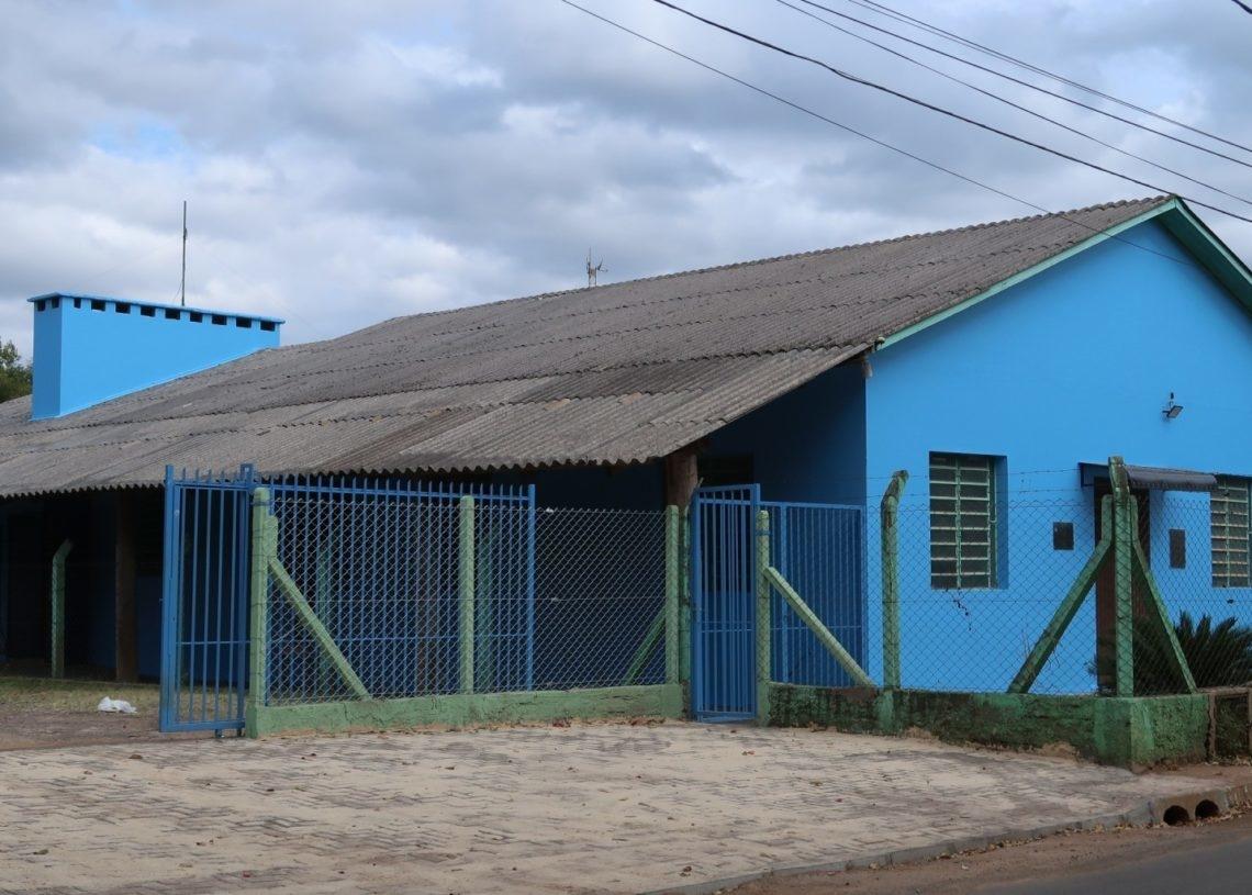 Planta baixa da reforma do centro cultural da Cohab Sul Fotos: Divulgação