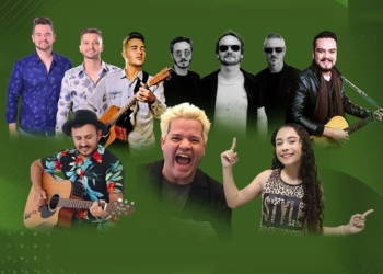 Artistas da Live do Repercussão