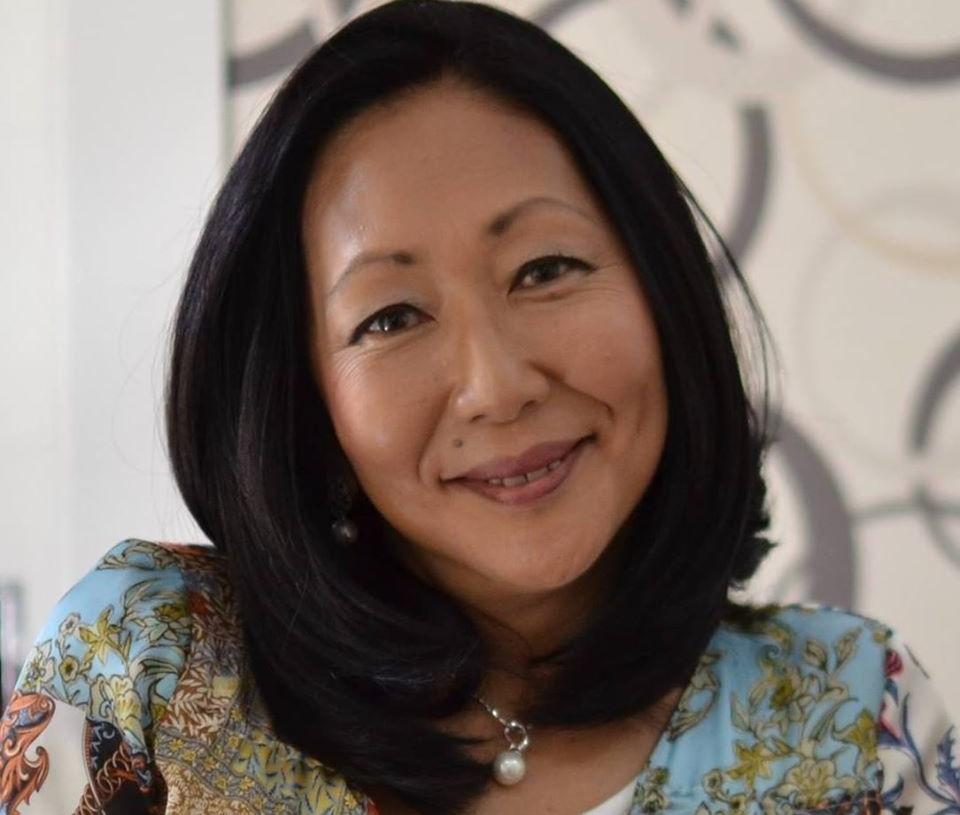 Professora Regina Shudo