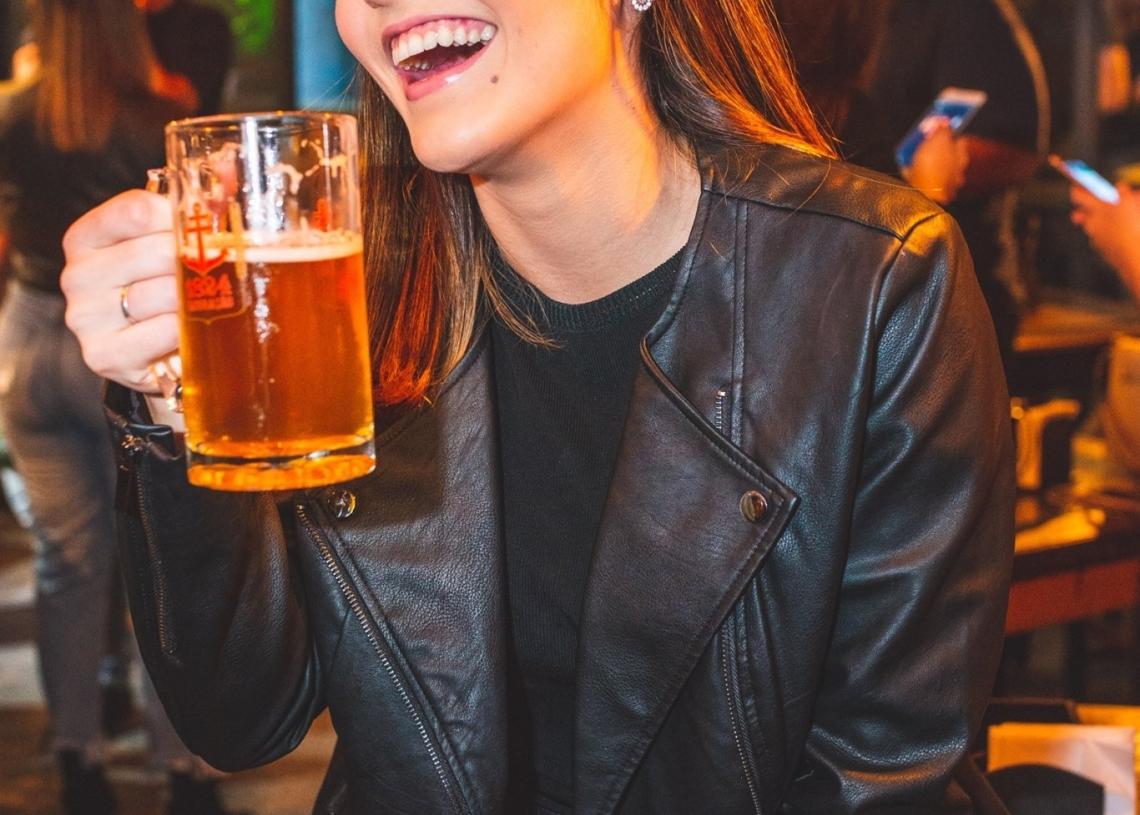 Jovem inicia podcast sobre cervejas artesanais Foto: Arquivo Pessoal