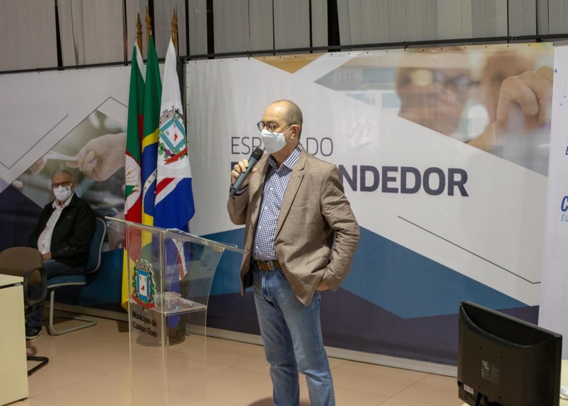 Foto: Gabriel da Silveira/ PMCB