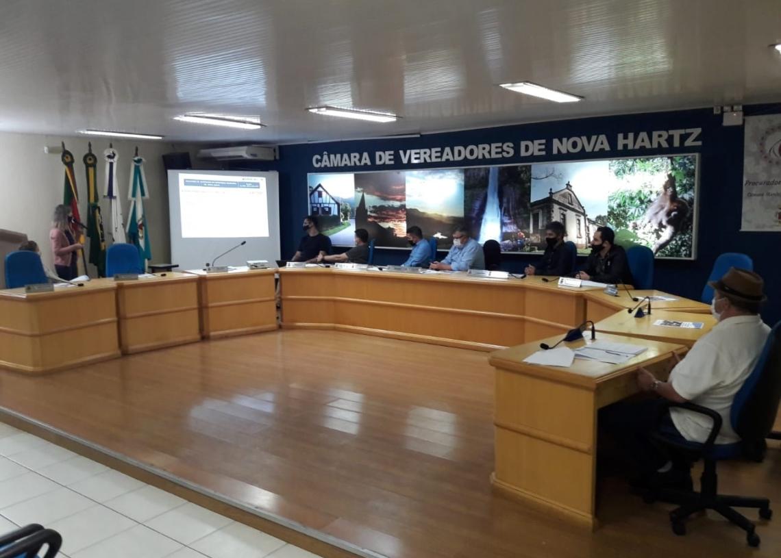 Marta chegou ao município no final do ano de 2017 e falou com emoção  da relação com Nova Hartz  Foto: Fábio Radke