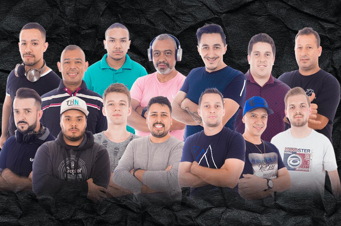 DJ's visam promover os trabalhos em meio à pandemia Foto: Divulgação