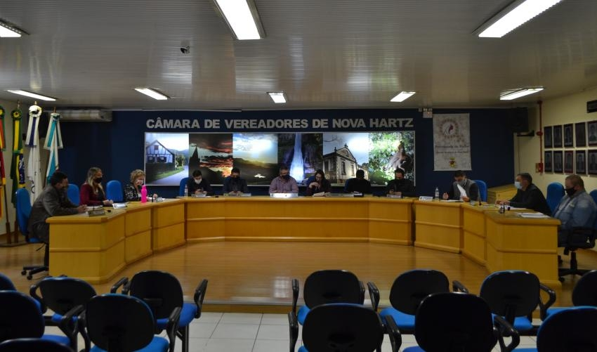 Foto: Assessoria Câmara Nova Hartz