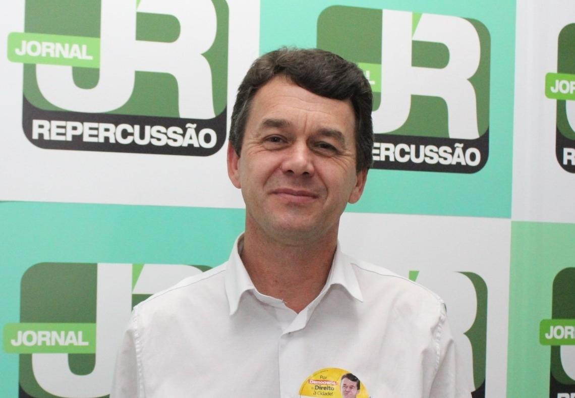 Nelson Spolaor é pré-candidato à prefeitura de Sapiranga pelo PT | Foto: Arquivo JR