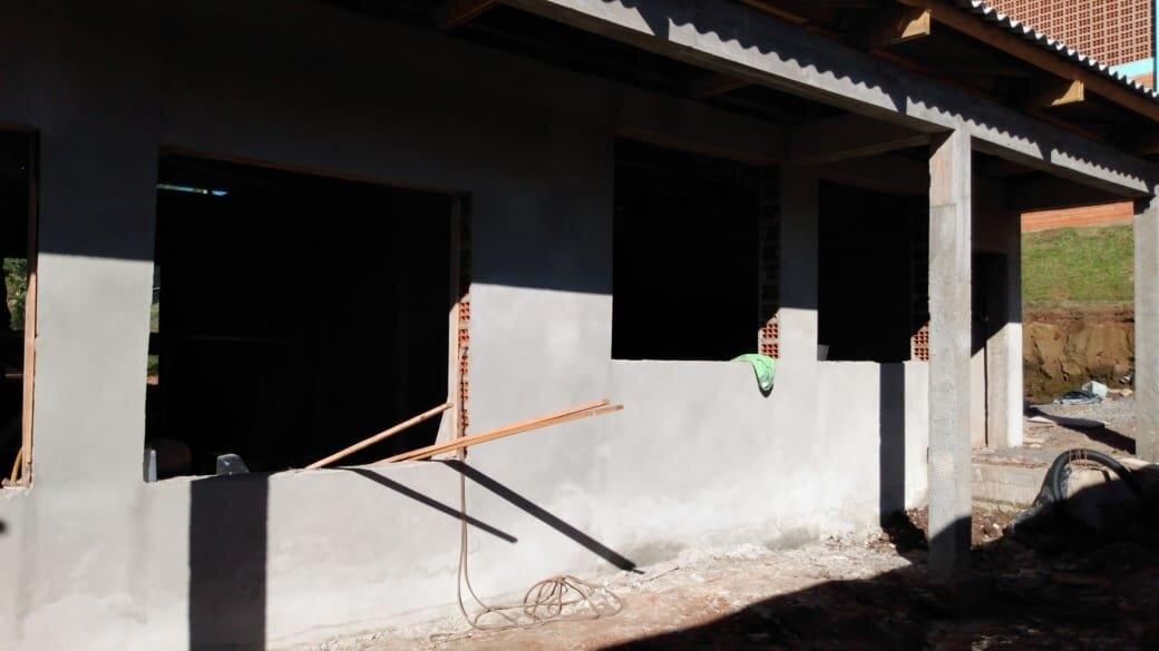 Reforma na EMEF Marcos Silvano Fotos:  Prefeitura de Campo Bom