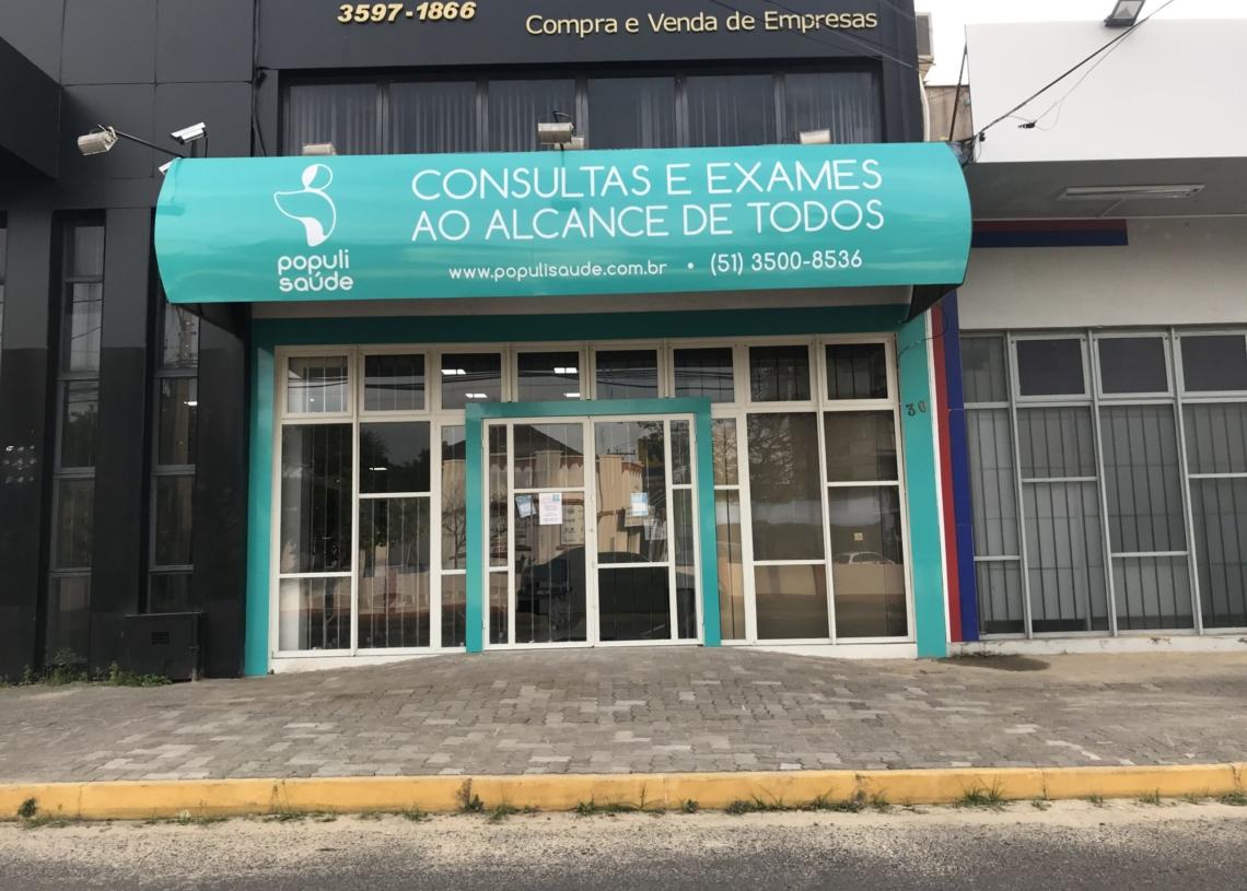 Populi Saúde de Campo Bom está aberta ao público de segunda à sexta das 8h30 às 19h, e sábados das 8h30 às 12h Foto: Henrique Ternus