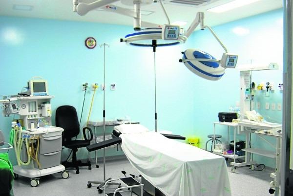 Blocos cirúrgicos estão sendo utilizados somente em casos de emergência Foto: Arquivo JR
