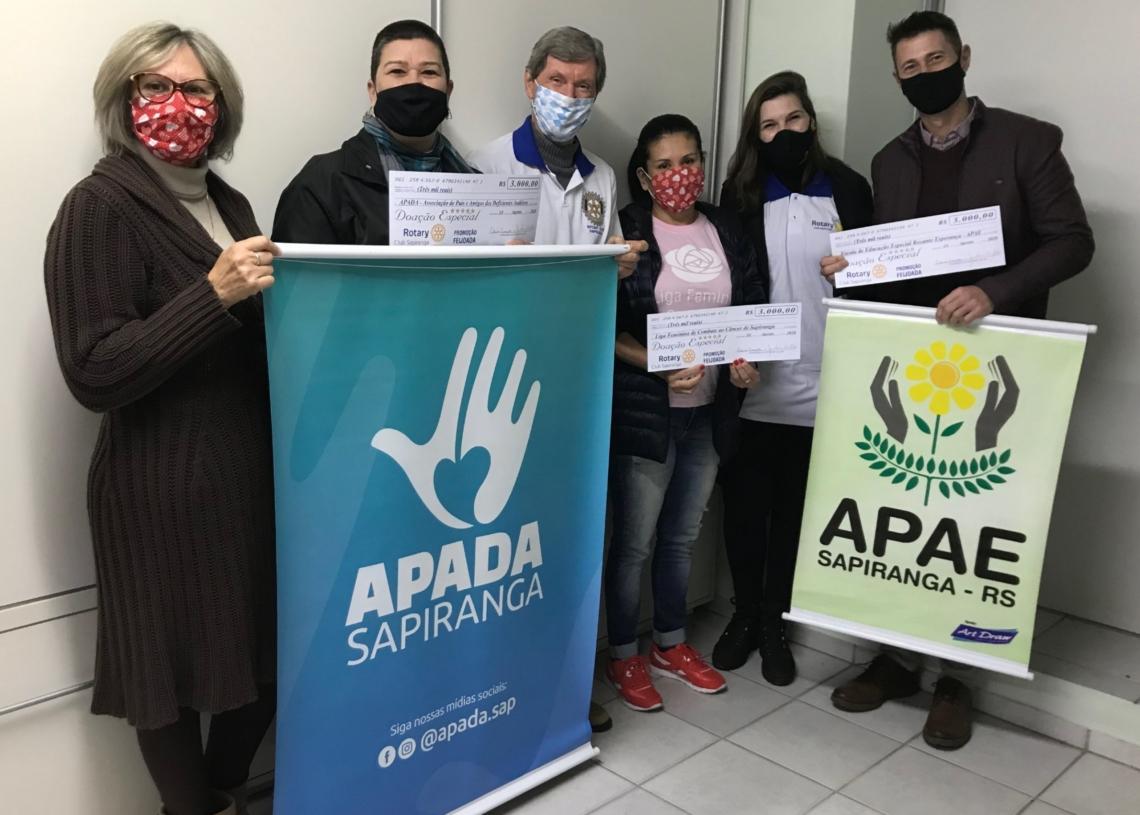 Foto: Divulgação/Rotary