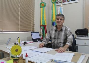 Prefeito de Araricá, Flávio Foss (PSL), volta a ter contas de governo julgadas desfavorável pelo TCE/RS Foto: Arquivo/JR