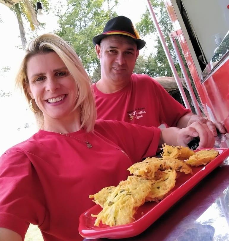 Os bolinhos de batata agora são entregues de forma diferente aos clientes Foto: Divulgação