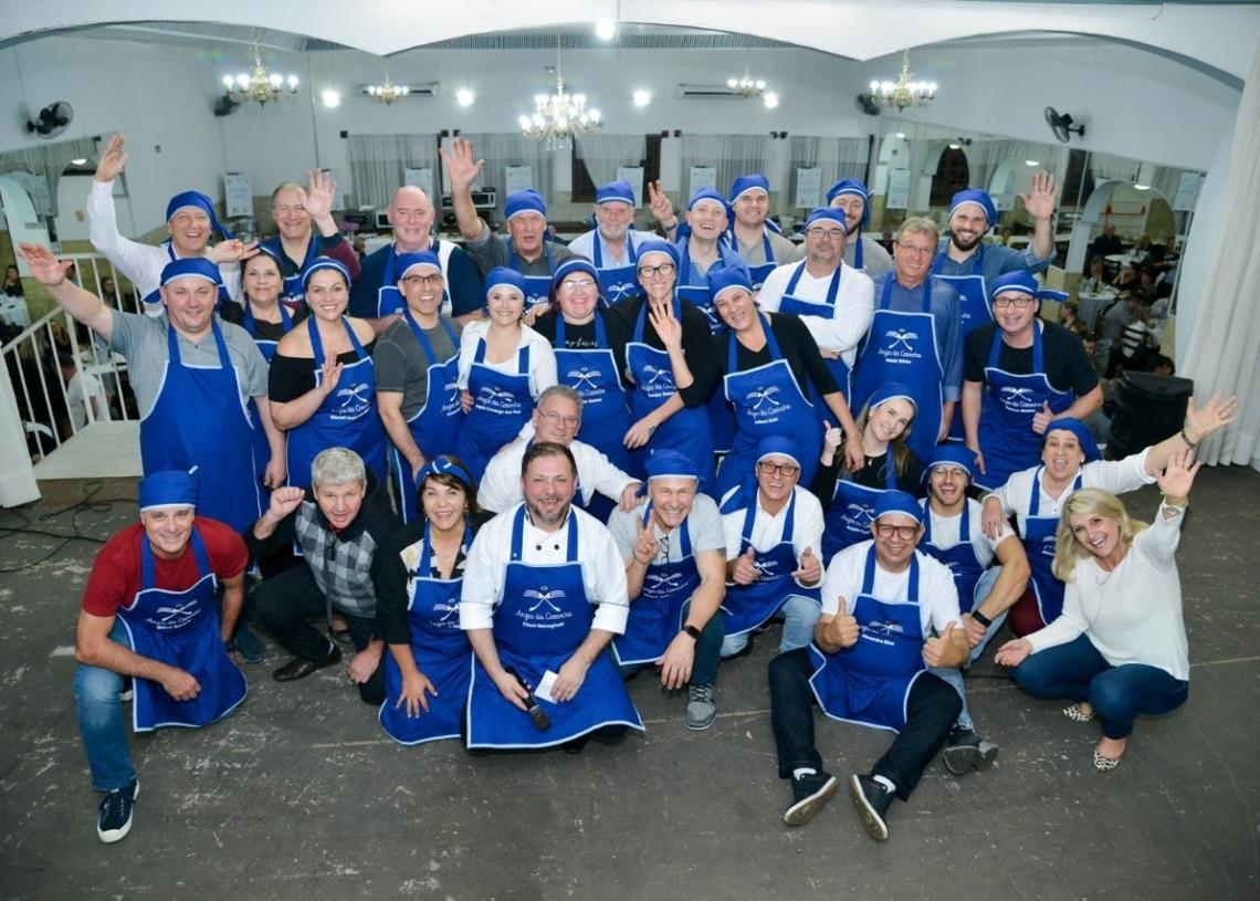 Voluntárias que atuaram na edição do ano passado  Foto: Fabio Winter & Lu Freitas Image Maker