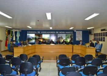 Foto: Assessoria da Câmara de Vereadores de Nova Hartz