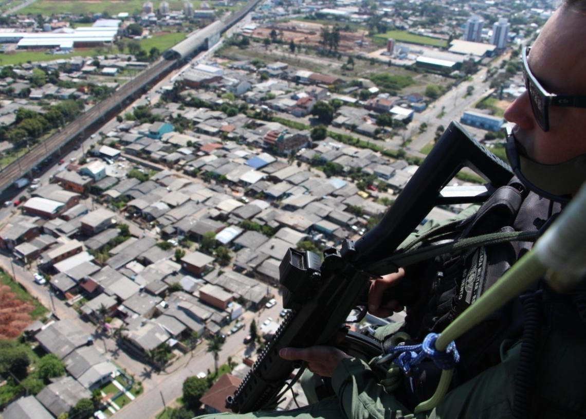 Dia intenso de fiscalização, abordagens e prisões na região do Sinos (Cred. Mário Monteiro/BM)