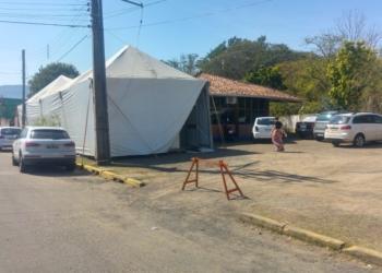 Centro de Referência em Sapiranga fica na Av. 20 de Setembro  Foto: Arquivo JR
