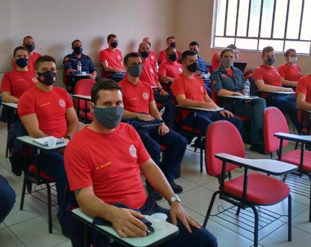 Instrução ocorreu em São Leopoldo (Foto: Divulgação)