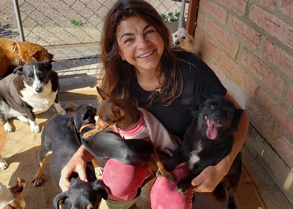 Ação busca arrecadar recursos para o Projeto Cão Rural Foto: Reprodução/Cão Rural