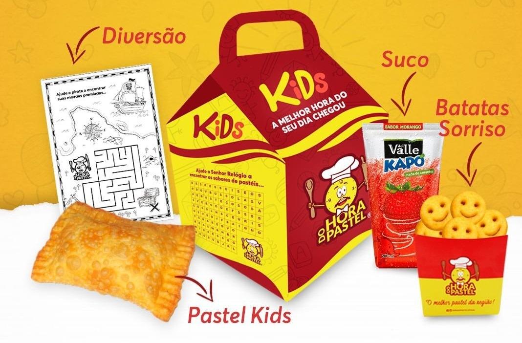 Kit está disponível em toda a rede | Foto: Divulgação