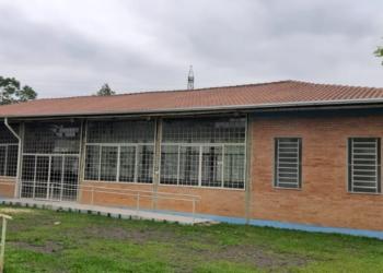 Área do Centro Comunitário do Loteamento Esperança Fotos: Prefeitura de Campo Bom