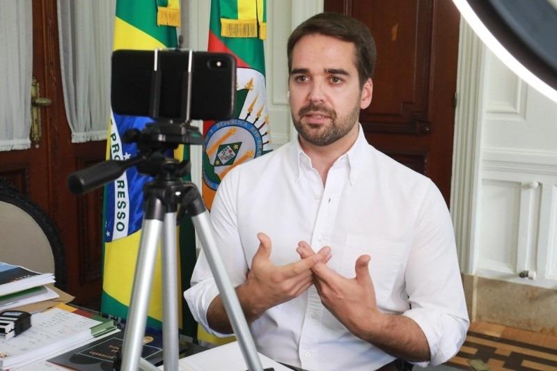 Anúncio foi feito em transmissão ao vivo pela internet no início da tarde desta sexta, 27 de novembro - Foto: Itamar Aguiar / Palácio Piratini