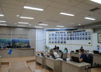 Foto: Cássios Diogo Schaab/Assessoria de Comunicação Câmara CB