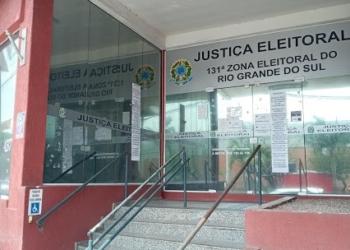 Domingo do pleito será de trabalho intenso junto à Justiça Eleitoral de Sapiranga e de toda região Foto: Melissa Costa