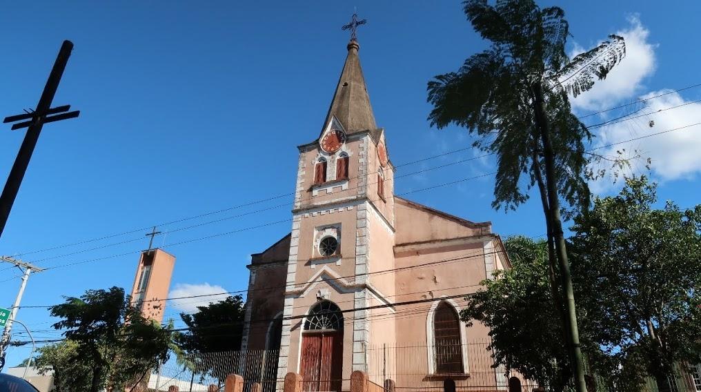 A pedido da Comunidade Evangélica, Prefeitura está avaliação a ideia  do tombamento  Foto: Divulgação