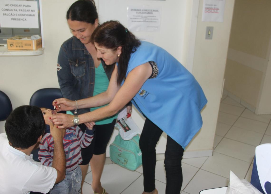 Em Sapiranga, ainda é necessário vacinar mais de 30% do público-alvo da campanha Foto: Prefeitura de Sapiranga