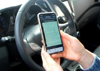 Quando forem pagas as taxas do novo licenciamento, o CRLV é atualizado no aplicativo - Foto: Divulgação / DetranRS