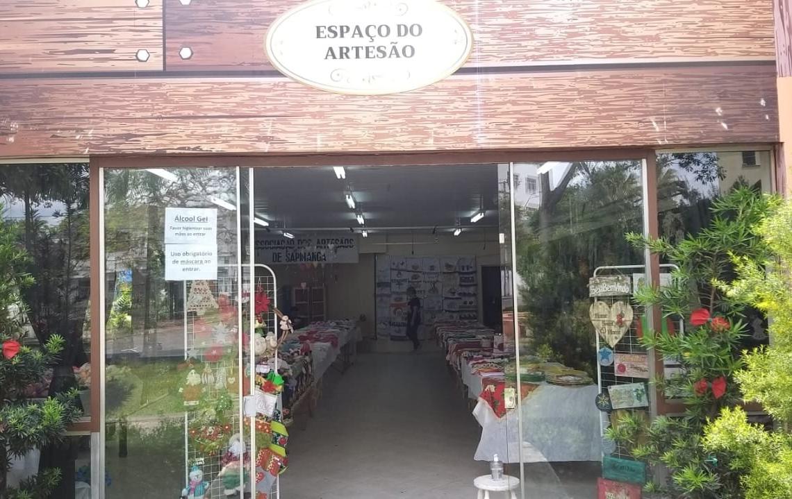 Espaço do Artesão era uma  solicitação de muitos anos do grupo que integra a Associação dos Artesãos de Sapiranga