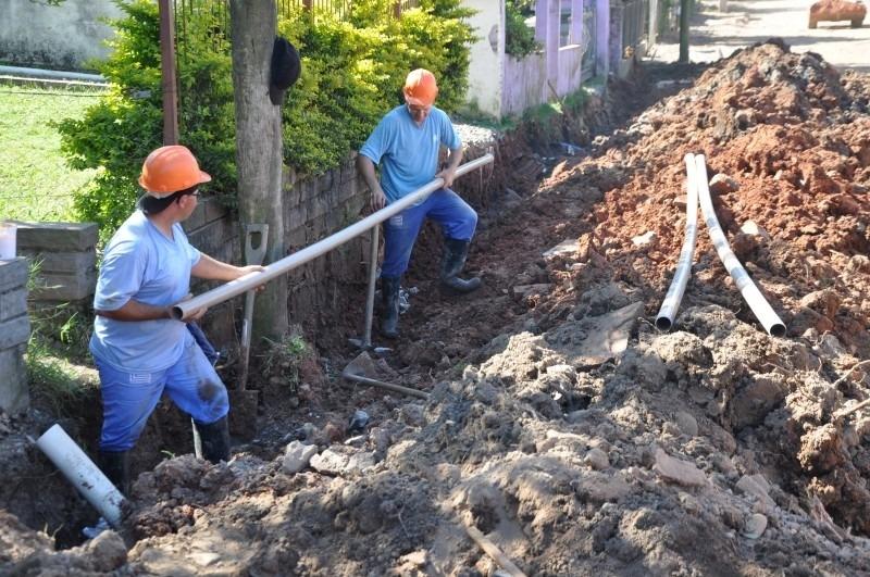 Obras evitam racionamento de água nos municípios atendidos pela companhia - Foto: Ascom Corsan