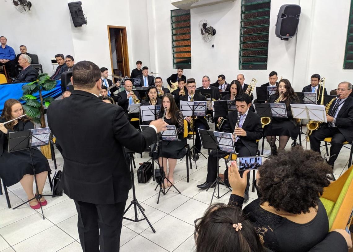 Orquestra se reúne há mais de nove anos - Foto: Arquivo Pessoal/Jeferson Duarte