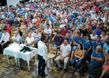 Foto: Acervo Sicoob MaxiCrédito - Pré Assembleia Jan/2020