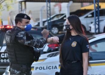 Integração das forças de segurança se reflete nos resultados positivos mantidos neste início de 2021 - Foto: Rodrigo Ziebell/Ascom SSP