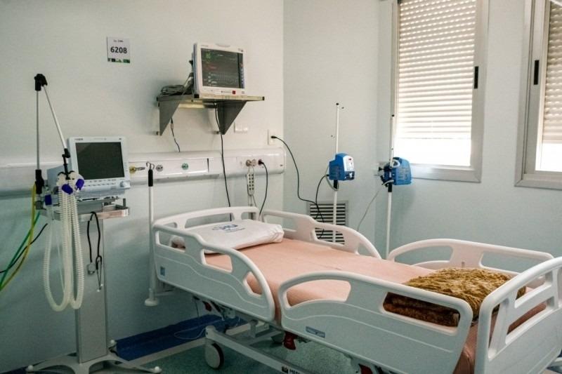 Com os novos leitos, hospital poderá atender 48 pessoas em estado grave - Foto: Gustavo Mansur/Palácio Piratini