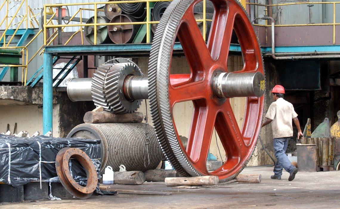 Usina de Cana Estivas. Natal (RN) 20.04.06 - Foto:José Paulo Lacerda