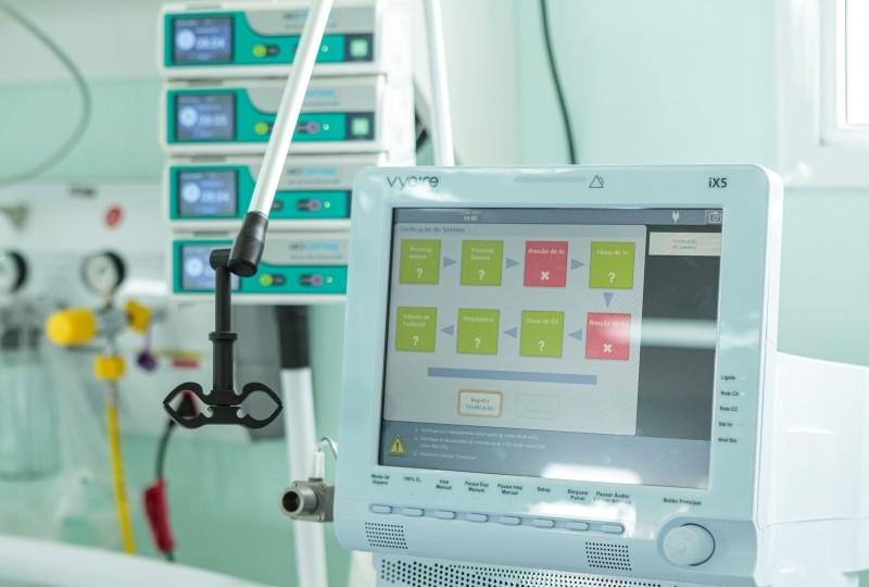 Plano de Contingência Hospitalar foi elaborado no início da pandemia e já teve novas versões que acompanharam o avanço da doença - Foto: Gustavo Mansur / Palácio Piratini