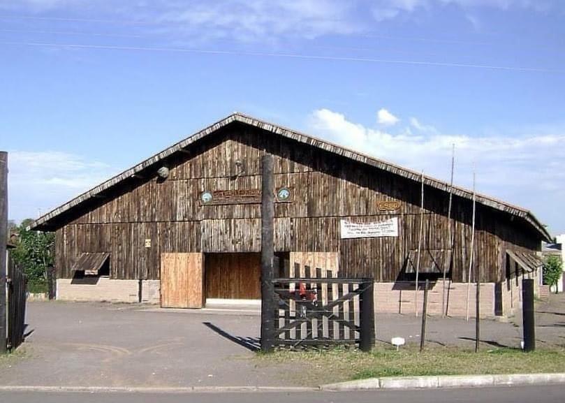Galpão do CTG Sentinela do Pago é um dos maiores da 30ª Região  Tradicionalista - Fotos: Divulgação