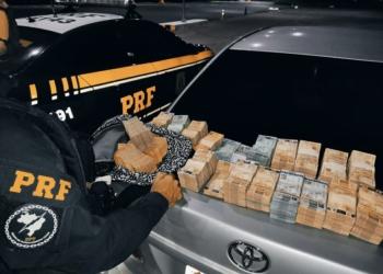 Foto: Polícia Rodoviária Federal (PRF)